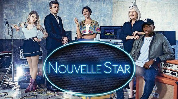 """Le jury de """"Nouvelle star"""""""
