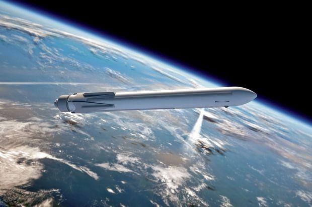 Le lanceur Callisto permettra la réutilisation du premier étage d'une fusée.