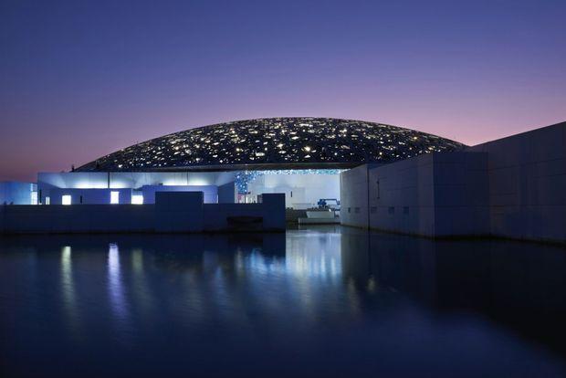 Le Louvre Abu Dhabi ouvre le 11 novembre 2017.