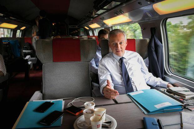 le Maire TGV