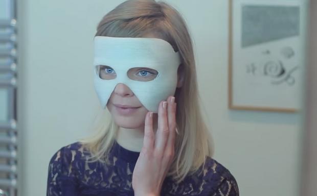 Le masque Mapo