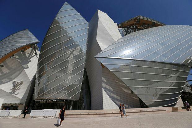 Le musée Guggenheim à Bilbao, inauguré en 1997