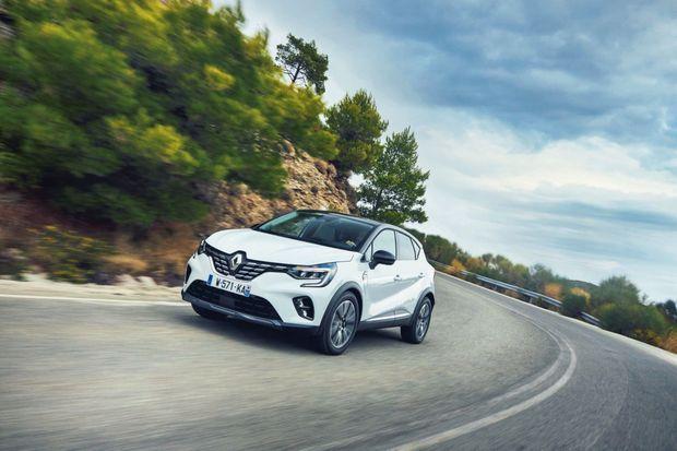 Le nouveau Renault Captur reste fidèle au diesel.