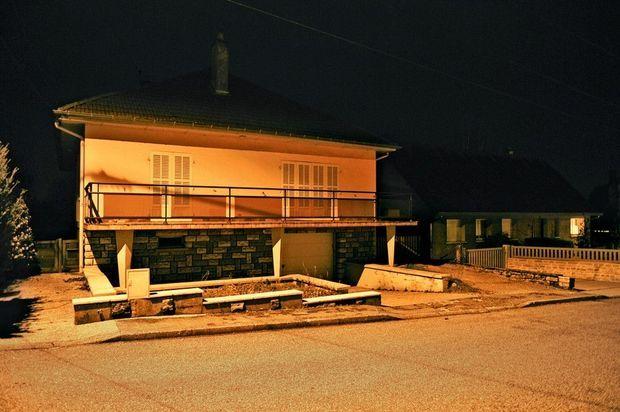 Le pavillon des Daval. C'est ici, au 18 de la rue Sonjour, à Gray-la-Ville, que Jonathann a tué Alexia, dans la nuit du 27 au 28 octobre 2017.