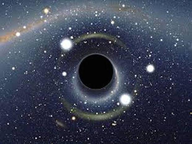 Le phénomène le plus mystérieux de l'univers : le trou noir