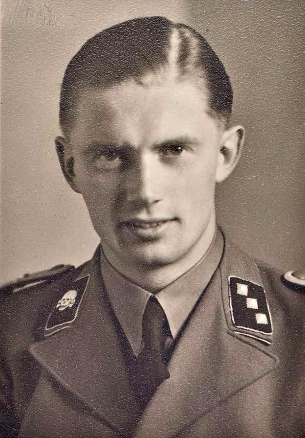 Le portrait d'Alexander Herrmann fourni par les Archives nationales allemandes.