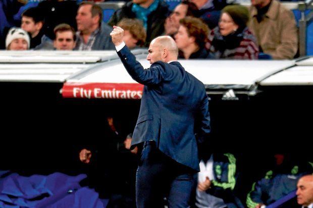 Le premier match de Zidane comme entraîneur est un triomphe, 5 buts à 0.