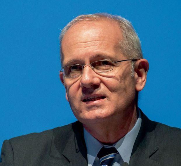 Le président du Cnes, Jean-Yves Le Gal