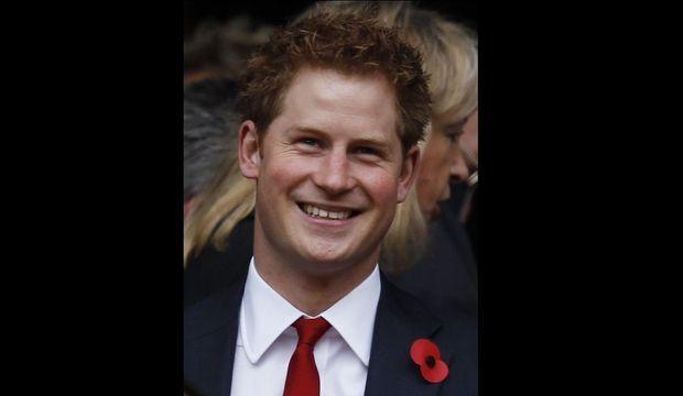 Le Prince Harry-