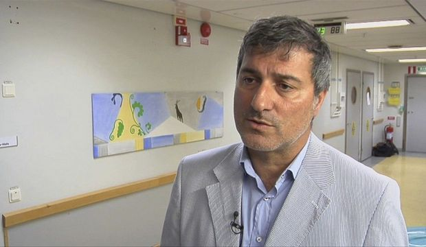 Le professeur Paolo Macchiarini-