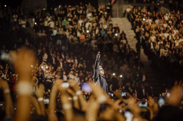 Le public a profité d'un incroyable concert