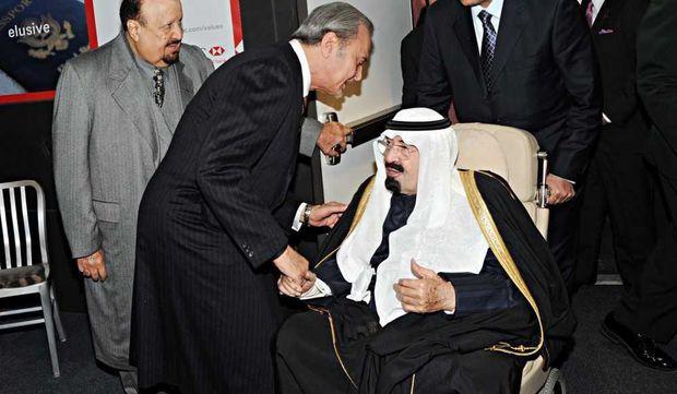 Le roi Abdallah d'Arabie saoudite soigné aux Etats-Unis-