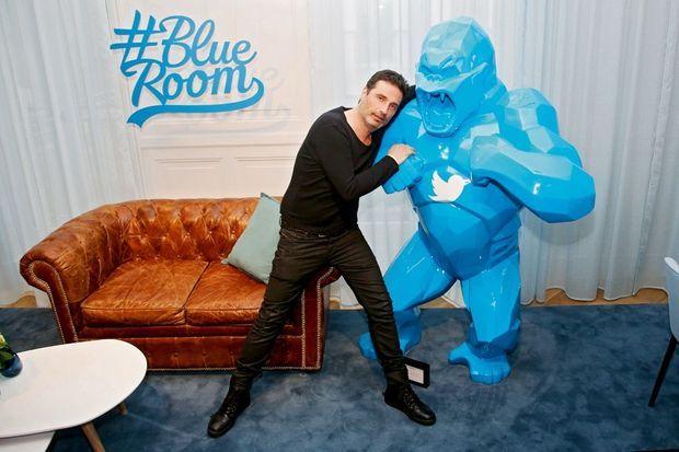 Le « Wild Kong » pour décorer la Blue Room de Twitter,