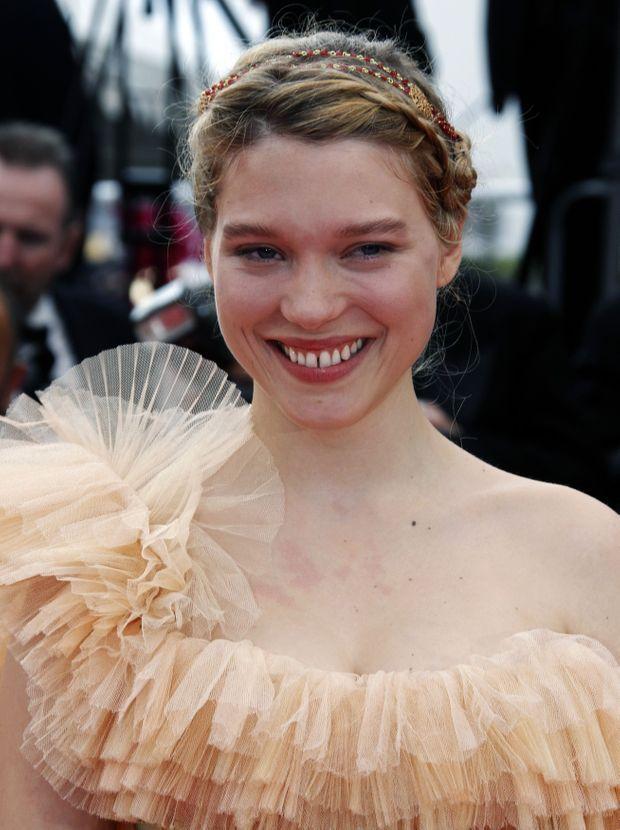 Léa Seydoux festival de Cannes-