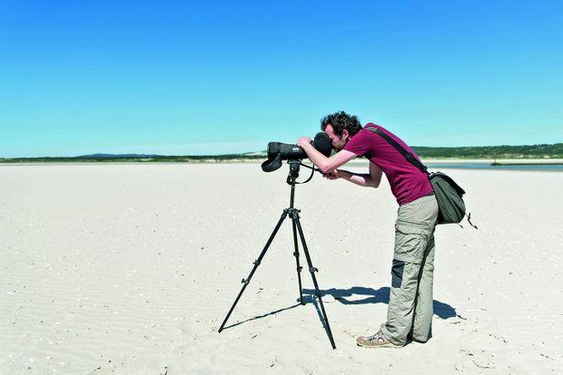 L'écologiste Aymeric Everard.