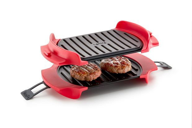 Le «Microwave Grill».