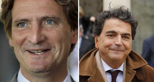 Dernier point de friction entre Copé et Fillon : la place accordée à Charles Beigbeder et Pierre Lellouche