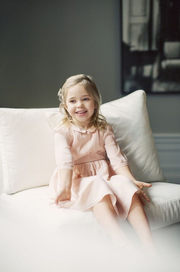 La princesse Leonore de Suède. Photo diffusée le 20 février 2018
