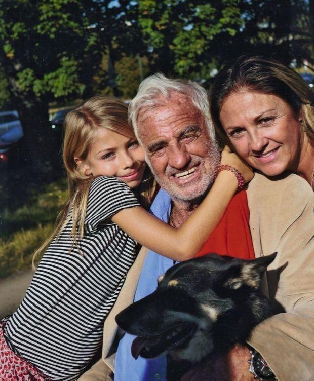 Les 80 ans de Jean-Paul. Entre Stella et Florence