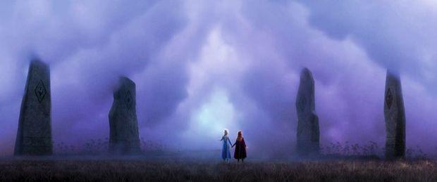 Les bords de mer islandais ont servi d'inspiration pour les paysages du film.