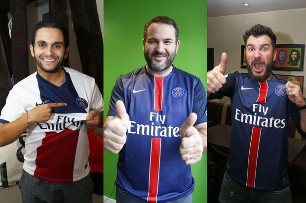 Les célébrités fans du PSG