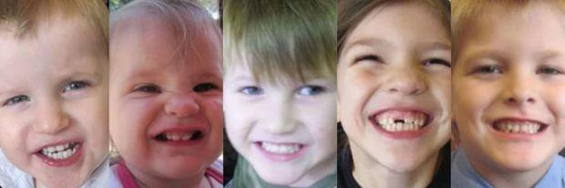 Les cinq enfants ont été tués en 2014 par leur père.