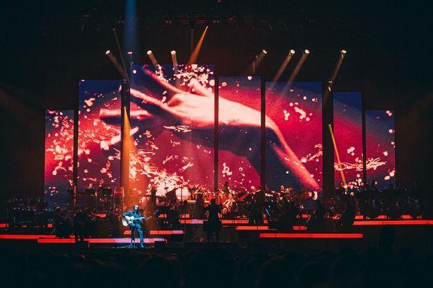 Les compositions de Hans Zimmer présentées dans un concert exceptionnel, ici à Lyon.