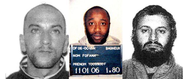 En journée, les détenus circulent dans les coursives et donc se côtoient. Parmi eux, Christophe Khider, braqueur multirécidiviste, Youssouf Fofana, du gang des barbares, ou Smaïn Aït Ali Belkacem, cerveau de l'attentat du RER, en 1995.
