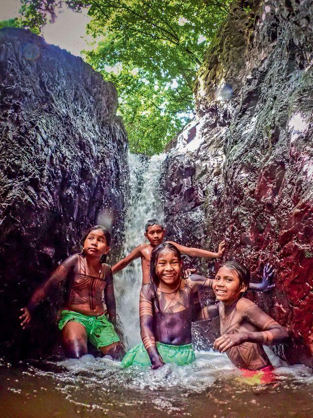 Les Embera sont l'une des premières ethnies du Panama à participer à ce tourisme solidaire. E