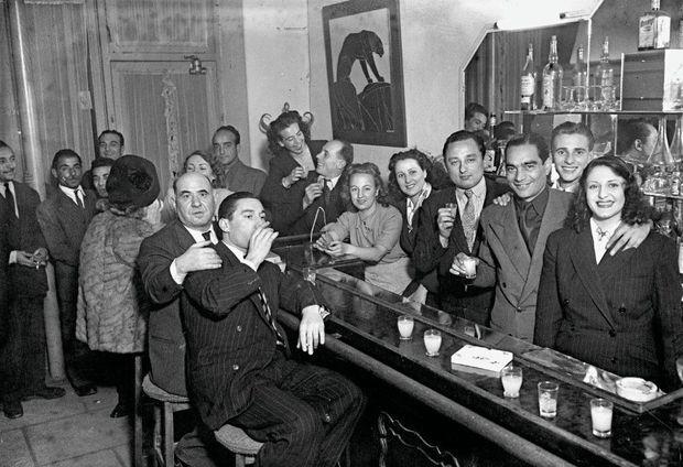 Les filles, les jeux… Dans le Marseille de l'après-guerre, le clan Guérini prospère