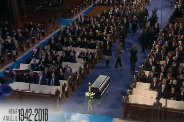 Les invités aux funérailles