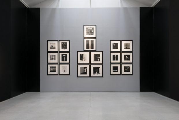 Les photographies de Robert Mapplethorpe à la galerie Thaddaeus Ropac