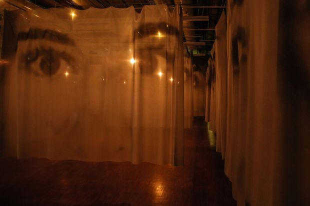 « Les regards », 2011.