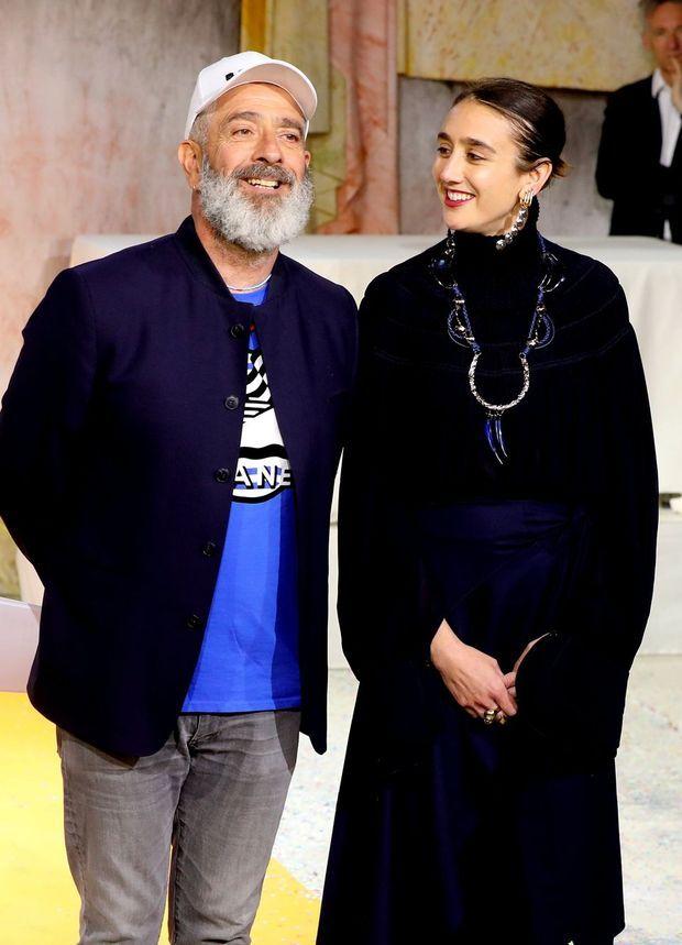 Jean-Pierre Blanc et Natacha Ramsay-Levy.
