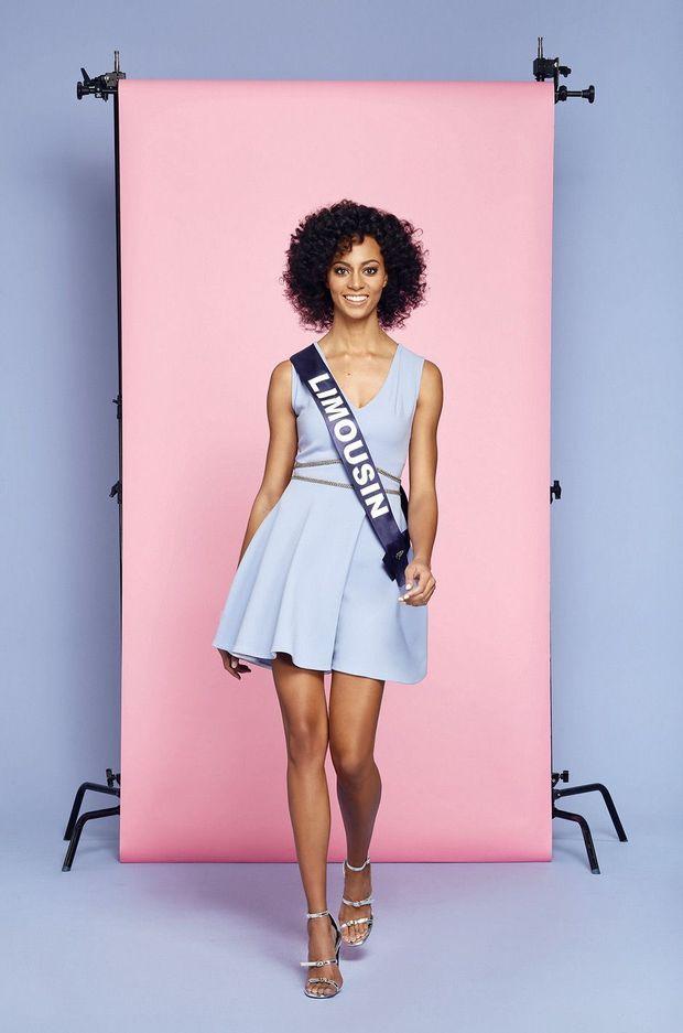Aude Destour, Miss Limousin 2018