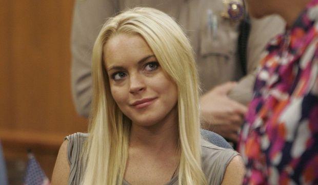 Lindsay Lohan-