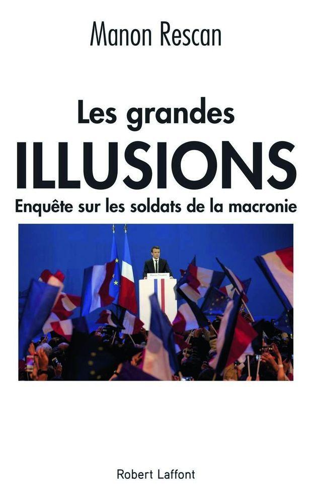 """Les grandes illusions"", de Manon Rescan."