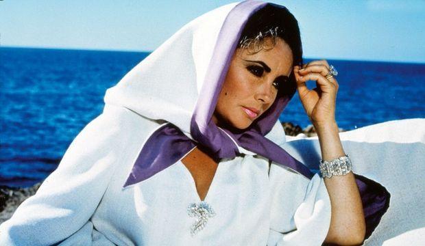 Liz Taylor-Liz Taylor, Bulgari