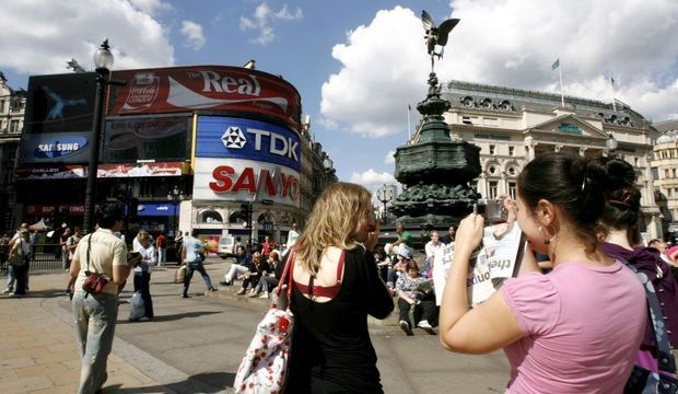 Londres Piccadilly Circus-