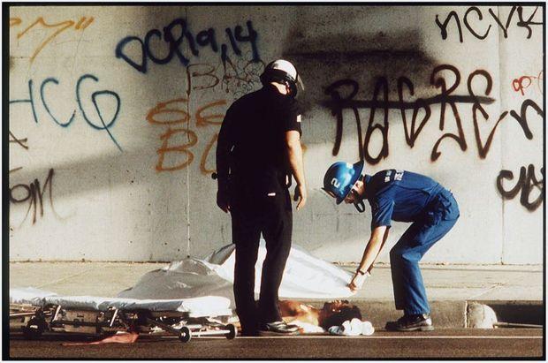 Un mort sur Hoover Street, 30 avril 1992.