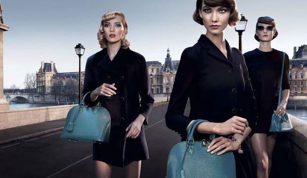 Louis Vuitton campagne Alma
