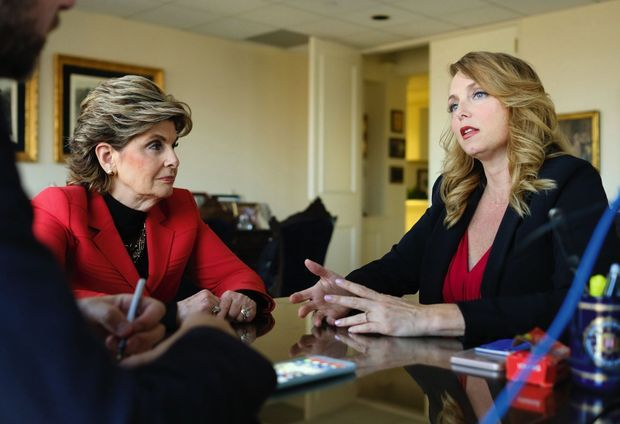 Louisette Geiss et son avocate Gloria Allred nous racontent… Le 14 octobre à Los Angeles