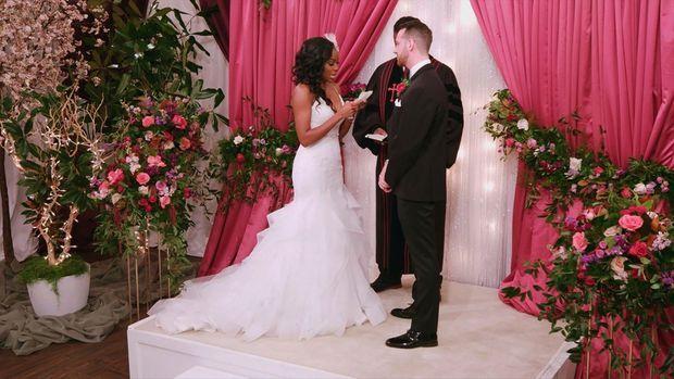 « Love Is Blind », un programme américain digne des meilleures séries.
