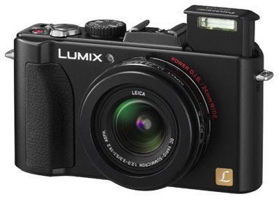 Lumix LX5-