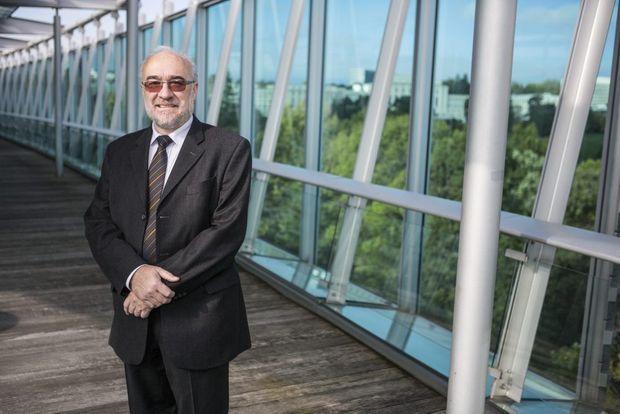 Michel JARRAUD, secrétaire général de l'Organisation météorologique mondiale (OMM)