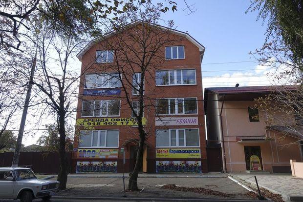 A Krasnodar, sa compagnie LLC Standart occupait le rez-de-chaussée de cet immeuble.