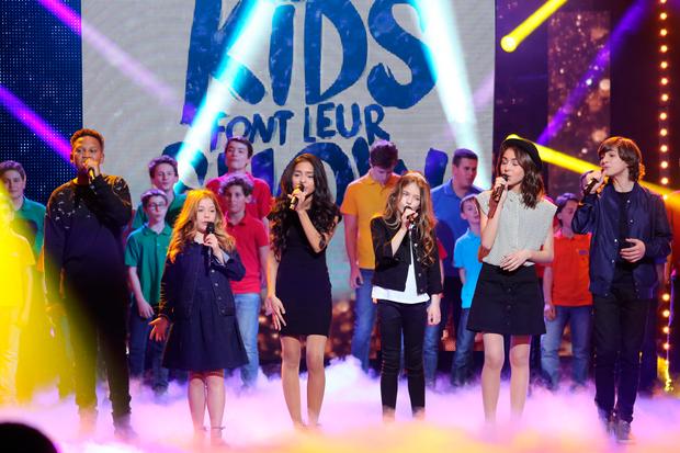 Les Kids United font leur show sur W9 le mardi 7 juin à 20h55.
