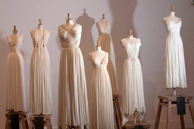 Modèles de Madame Grey, exposés au musée Bourdelle, en 2011.
