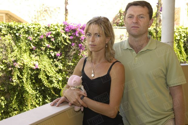 Kate et Gerry McCann