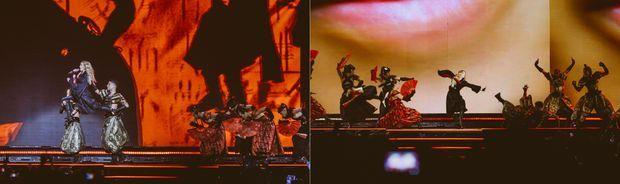 Madonna à Paris mercredi